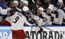 Blue Jackets Dominate Lightning to Take 2-0 Series Lead
