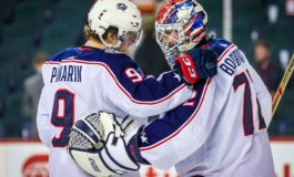 Blue Jackets Bury Avalanche - Snap 5-Game Skid