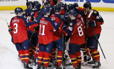 Florida Panthers 2016-17 Season Preview
