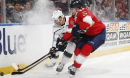 Pysyk Scores Hat Trick, Leads Panthers Over Maple Leafs