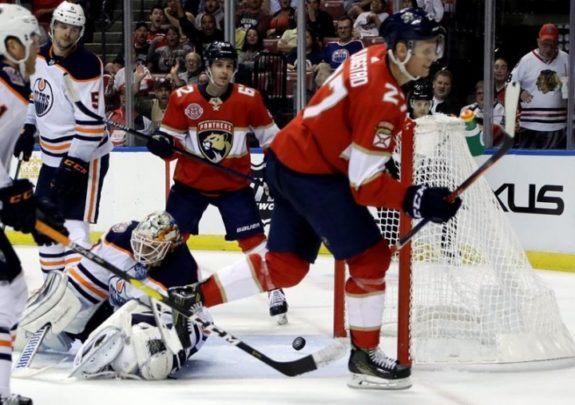 Florida Panthers Edmonton Oilers