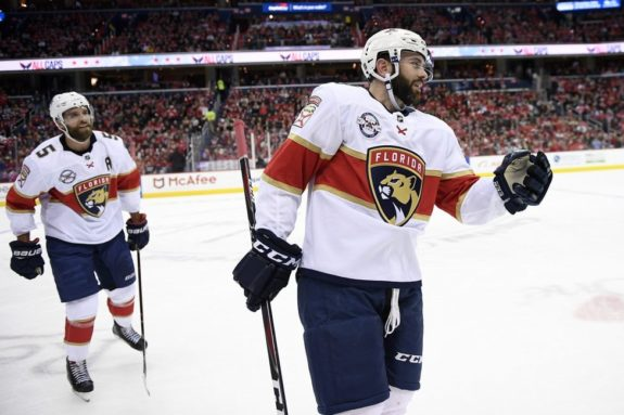 Florida Panthers Keith Yandle