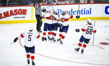 Florida Panthers Right in the Mix for Playoff Spot in 2021