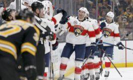 Panthers Beat Bruins - Luongo Stops 30