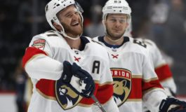 Florida Panthers Have Plenty to Be Thankful For