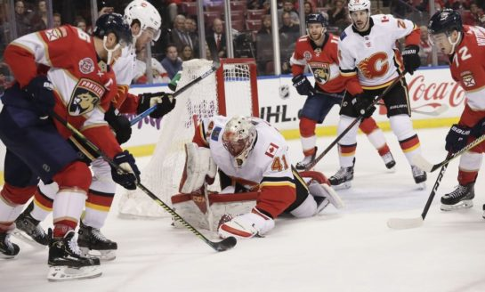 Panthers Survive Flames - Trocheck Gets SO Winner