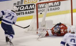 Lightning Edge Panthers - Point Completes Comeback in OT