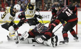 Bruins' Bergeron a Lock for Hockey Hall of Fame