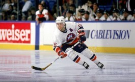 New York Islanders' All-Time Starting Lineup