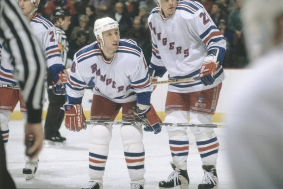 Pat Verbeek, New York Rangers