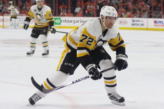 Patric Hornqvist, Pittsburgh Penguins, NHL