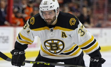 Bruins Limping Into Playoffs (Literally & Figuratively)