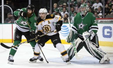 Bruins' Resiliency On Display During Discombobulated Defeat