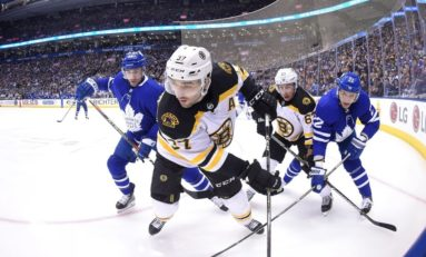 Time for the 'Bounce Back' Boston Bruins