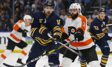 Sabres Berglund Tells His Side of the Story