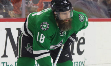 The Rebirth of Patrick Eaves