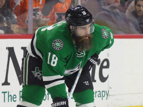 Patrick Eaves - Dallas Stars / Anaheim Ducks
