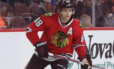Blackhawks Opening Night Roster Takes Shape