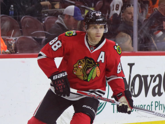 Patrick Kane, Chicago Blackhawks, Points-Per-Game