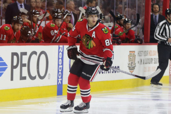 Patrick Kane, Chicago Blackhawks, NHL