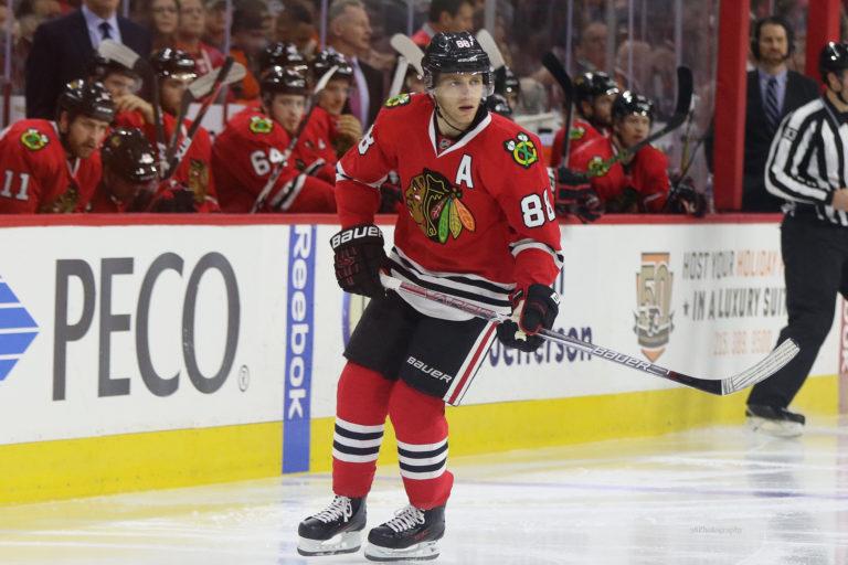 Patrick Kane, Chicago Blackhawks, NHL