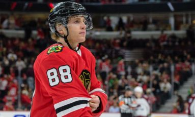Kane Scores in Overtime, Blackhawks Beat Ducks 3-2