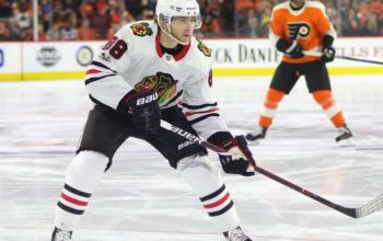 Blackhawks' Downward Spiral Continues
