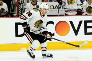 Chicago Blackhawks forward Patrick Kane