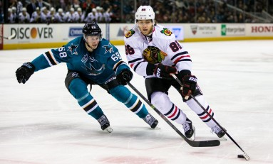 Preview: Sharks and Blackhawks Return to Action in San Jose