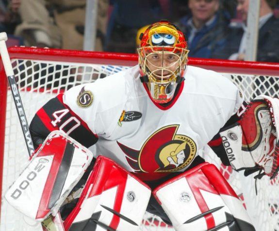 Patrick Lalime Ottawa Senators