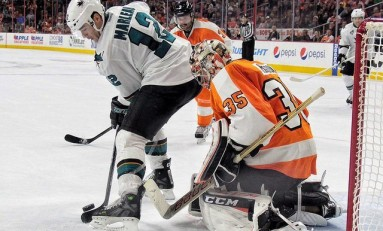 Preview: Sharks Take On Flyers