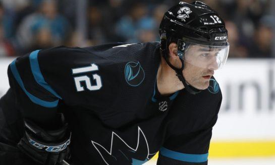 Marleau, Noesen Each Score 2 as Sharks Top Ducks 4-2