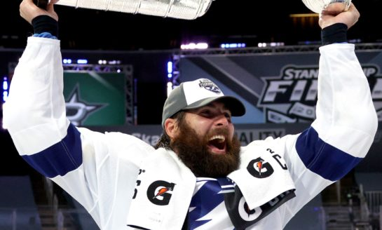 The Lightning & Pat Maroon Are a Really Good Fit...For Now