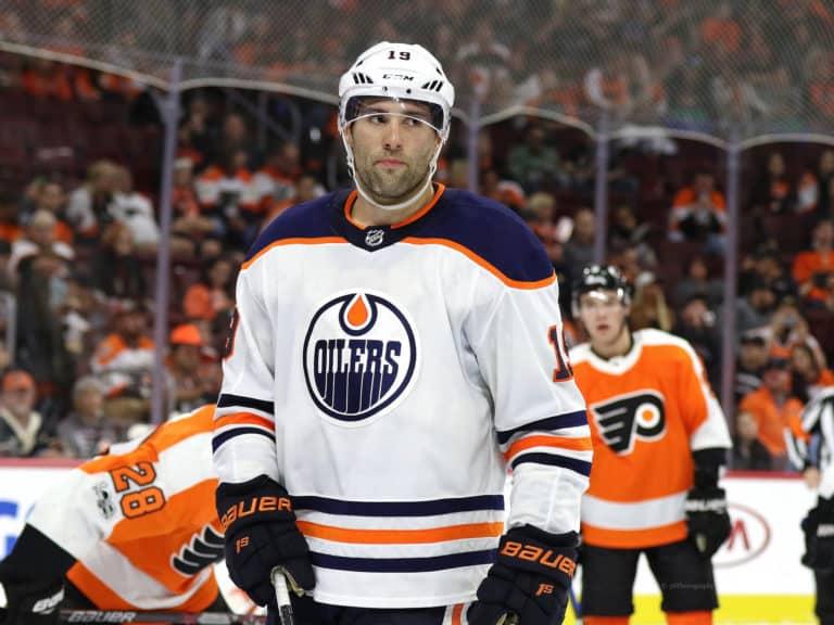 Patrick Maroon, Edmonton Oilers