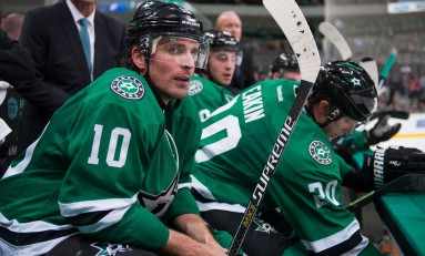 Stars' Sharp Is Out, Flyers' Weise Suspended Three Games & More News
