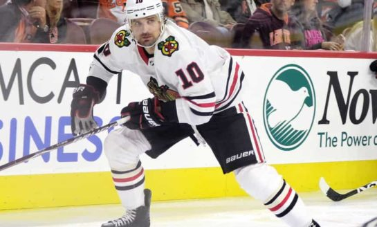 Sharp's Legacy With the Blackhawks