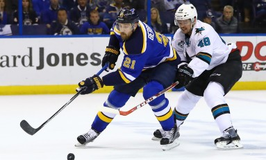 Patrik Berglund Will Replace Rickard Rakell for Team Sweden