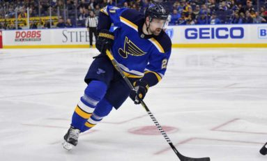 Could the Blues and Berglund Reunite?
