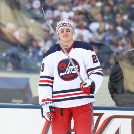 Patrik Laine, Winnipeg Jets, Calder Trophy