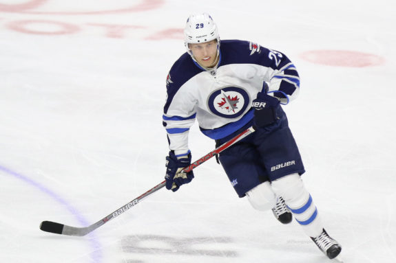 (Amy Irvin/The Hockey Writers) Finland won't be the favourite to repeat this year, not without Patrik Laine and his linemates from last year's championship team.