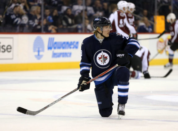 Patrik Laine, Winnipeg Jets, NHL