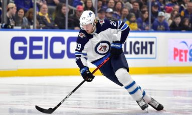 Jets' Laine Has Evolved into a Complete Player