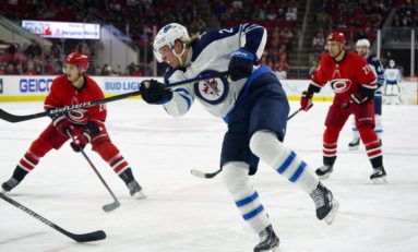 Patrik Laine's Hat Trick Leads Jets Past Senators 5-2