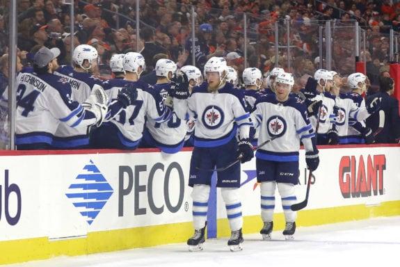 Patrik Laine Winnipeg Jets