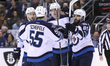 Scheifele and Laine a Dangerous Duo
