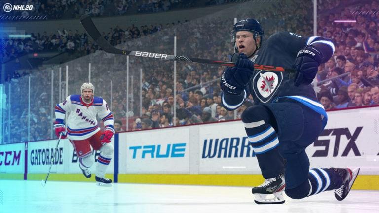 Patrik Laine, NHL 20