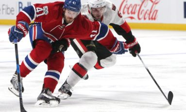 Canadiens Avoid Serious Scare With Byron Injury