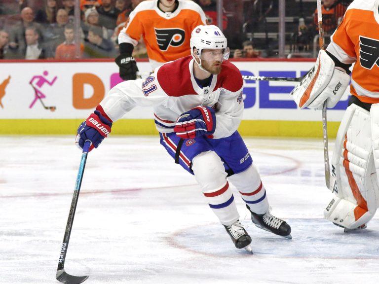 Paul Byron, Montreal Canadiens