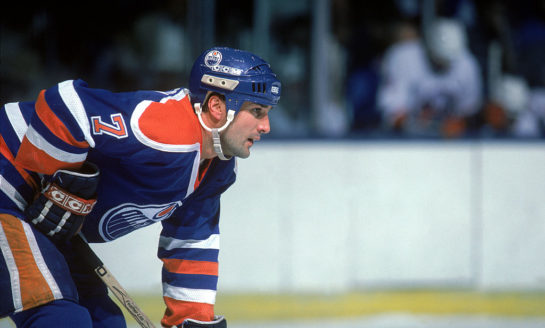 Oilers History: The Paul Coffey Effect