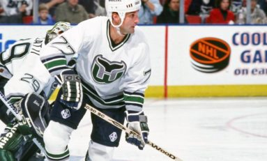 Paul Coffey & the Whalers: Brief but Memorable
